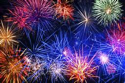 6 pm Torch Parade & Fireworks