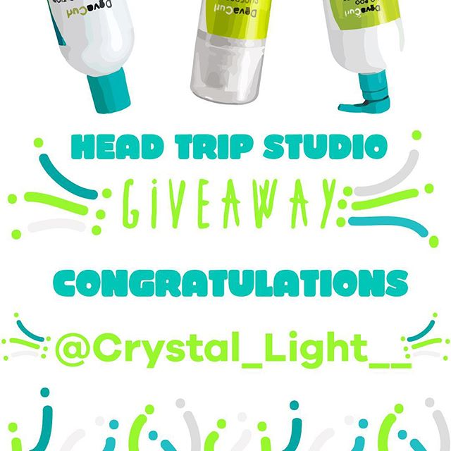 Congratulations @crystal_light___ ! Thank you all for entering ! There will be more giveaways , stay tuned for your next opportunity 💚