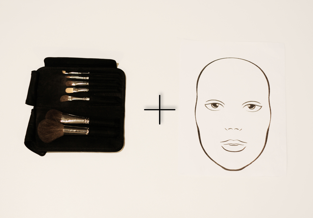 Short Handle Professional Brushes                               Personal Face Sheet