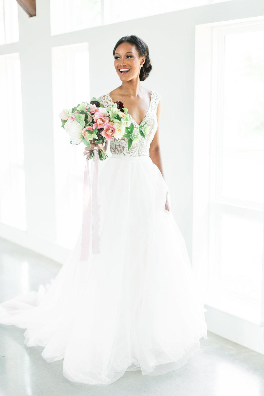 Austin Bride Beautiful Bouquet