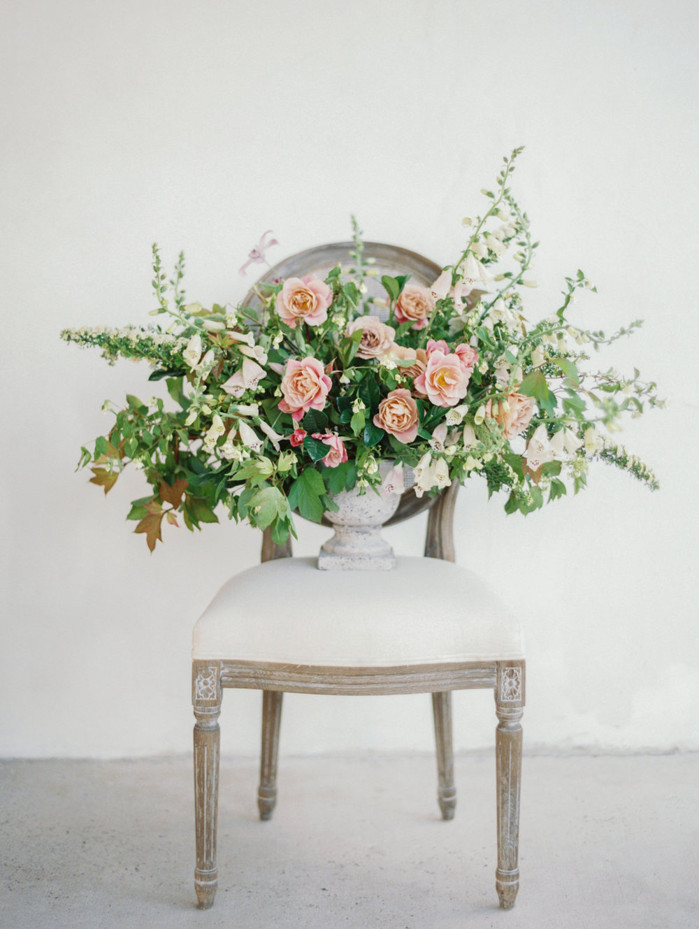 Feminine Styled Shoot Seen on Elizabeth Ann Designs