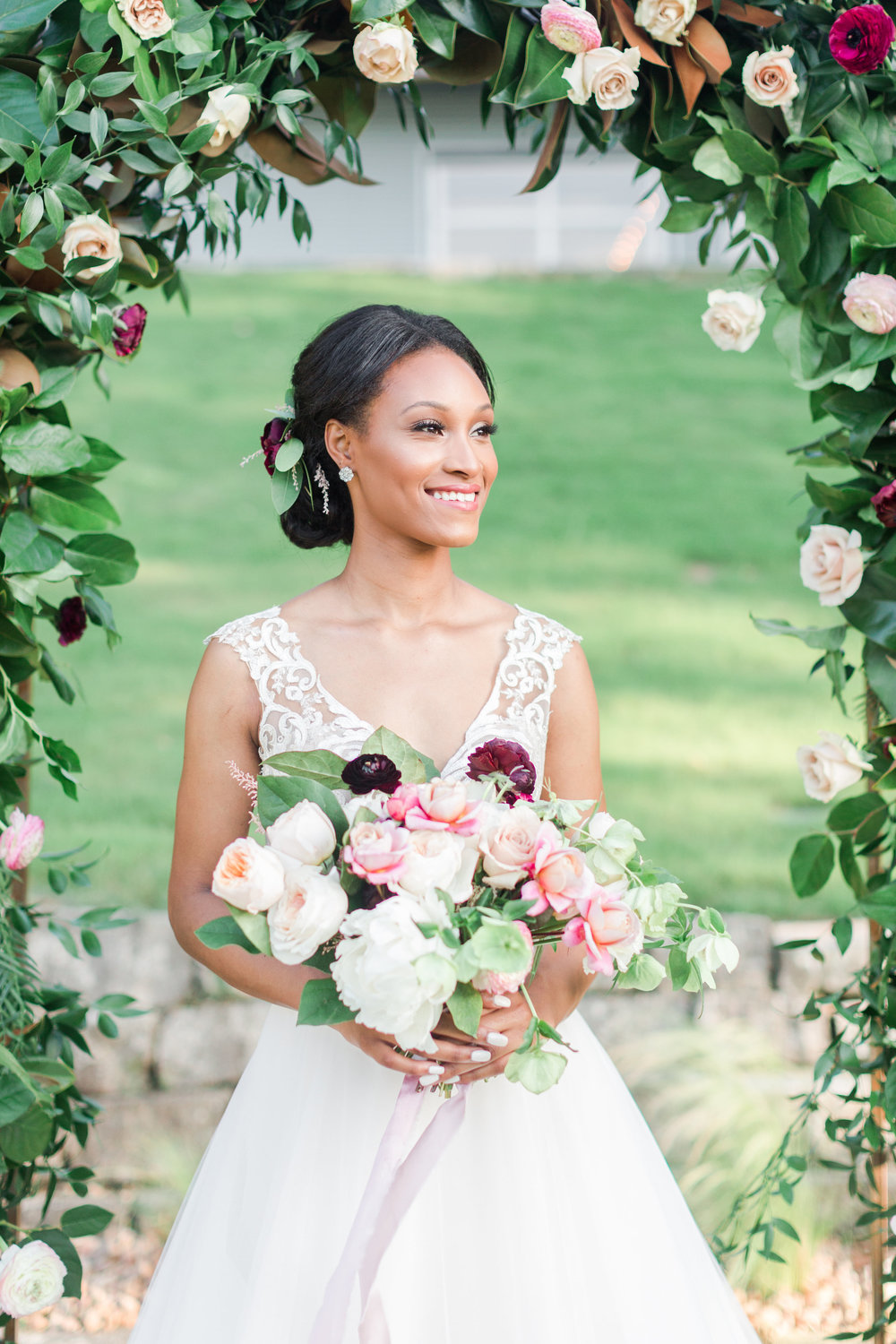The Grove Styled Shoot
