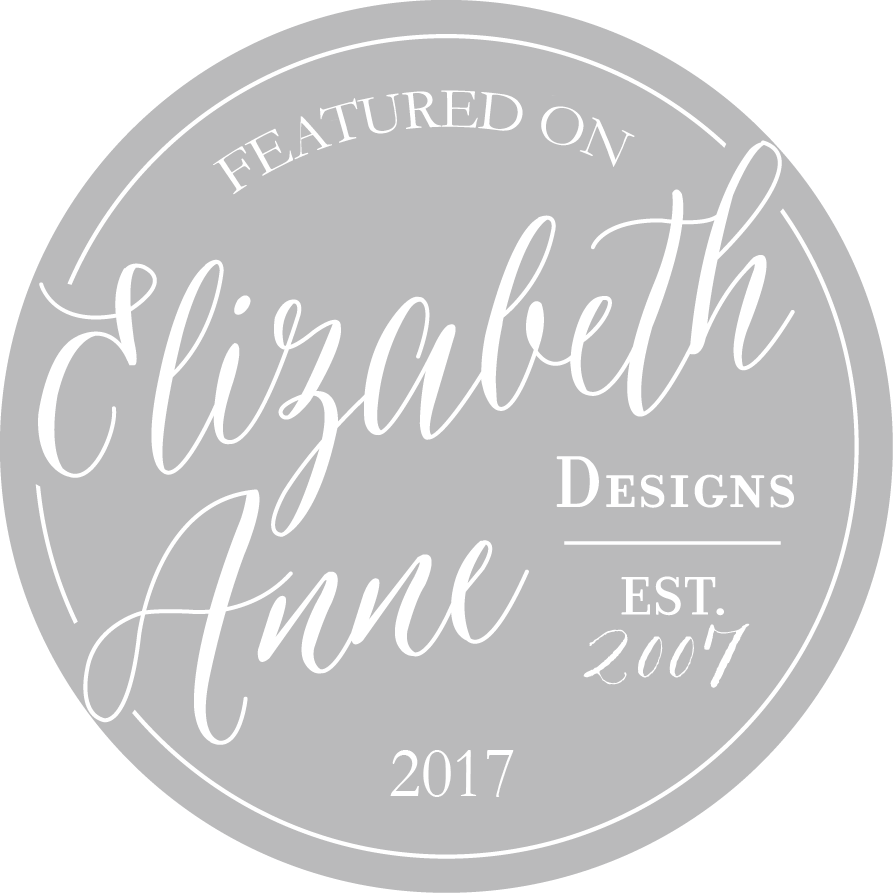 Featured On Elizabeth Anne Designs