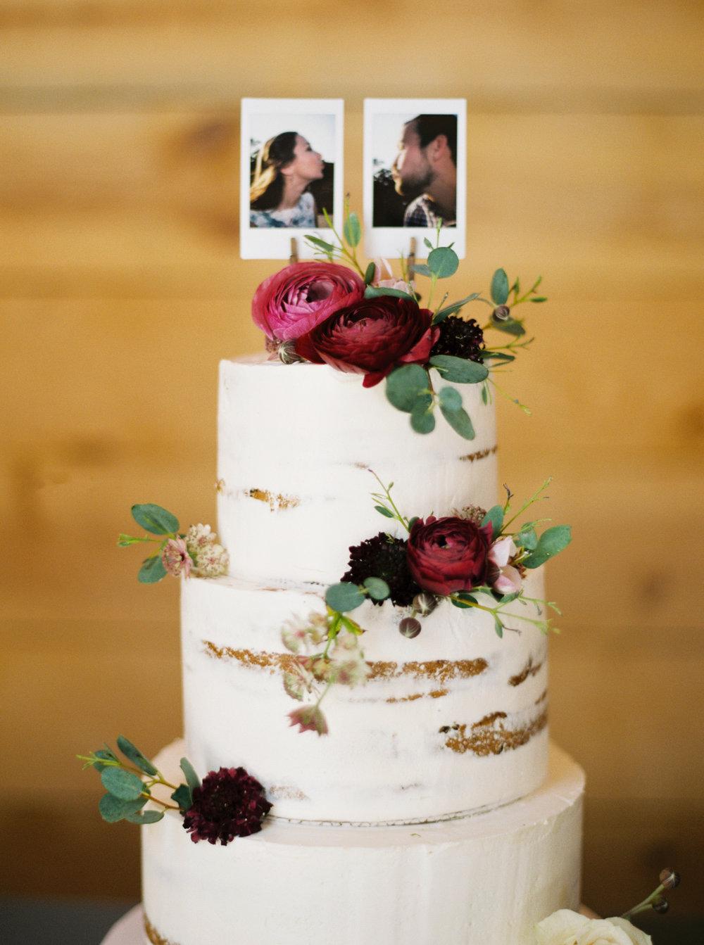 Austin Cake Flowers