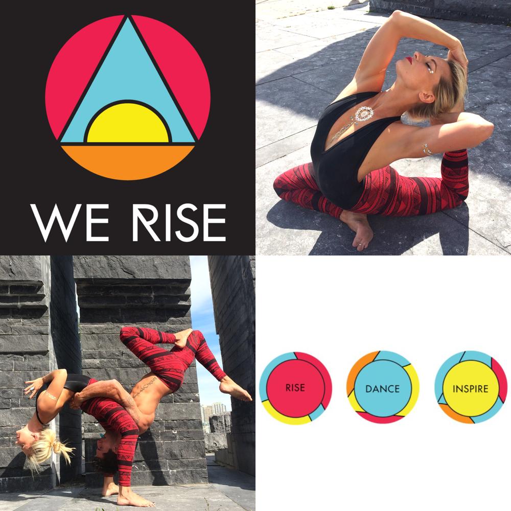 Acro Buddhas | We Rise