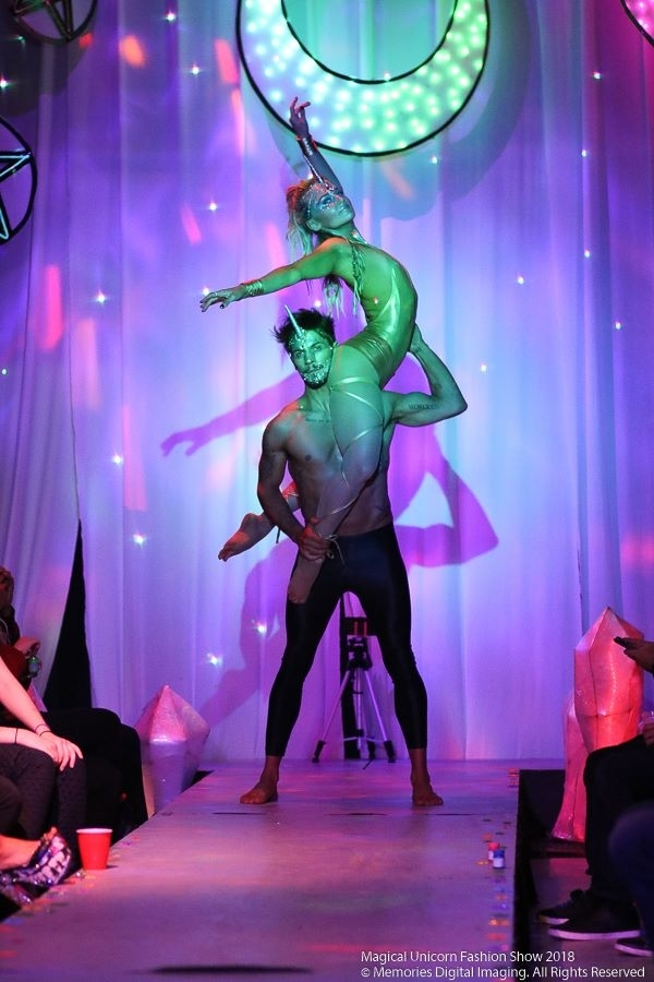 Magical Unicorn Fashion Show