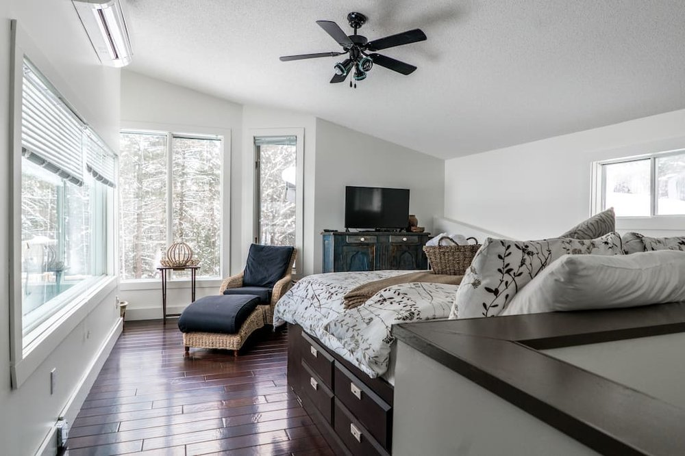 master suite with ensuite - private deck with picturesque views.jpg