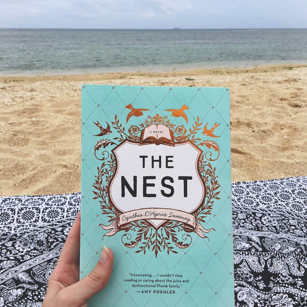 The Nest / Reading List #mkbookclub