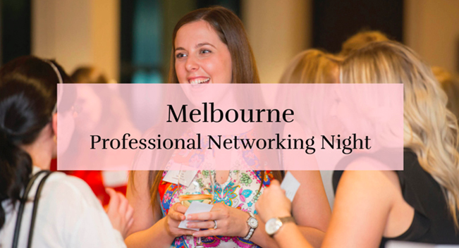Why aren't we asking 'What are you passionate about?' instead of 'What do you do for work?'. Oh wait, we are! Here at Business Chicks we're not about the awkward small talk at our Professional Networking Nights. We're all for the nitty-gritty, the not so pretty, and the fun in-between.   Join us at at One Roof, VIC for a night of getting to know the incredible women (and a few men) in our community. A glass of wine (or two) accompanied by some scrumptious post-work nibbles is the perfect combination to facilitate genuine connections and inspiring conversations.