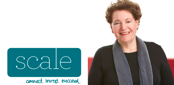 Join Dr. Elane Zelcer for an informative chat on angel investment, Scale's investment process, a snapshot of companies the team has invested in and to hear from experienced guest speaker Dr Elane Zelcer followed by a Q&A session.  Attendees to this session will learn:  • Who Scale Investors is; • Information on their investment criteria, process and applying to Scale • Guest Speaker Dr Elane Zelcer  Scale's vision is to equip women to become successful investors whose wealth is enhanced through connection with, investment in, and support of women entrepreneurs in early stage businesses. Scale is a female focused angel investor network. The founding members are women, but they welcome and include men who share their vision of maximizing returns by supporting early stage businesses that value gender diverse leadership.