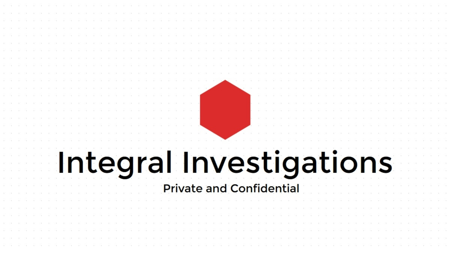 Integral Investigations