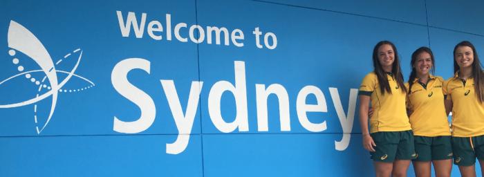 Sydney Airport Women's 7s