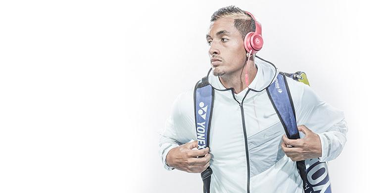 Does the ambassador reflect your desired perception of your brand? (Image via http://www.gqmagazine.fr/mode/news/articles/peut-on-entrer-sur-un-court-de-tennis-avec-un-casque-rose/26606)