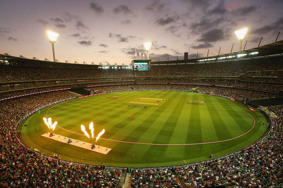 The BBL has shown what is possible through well executed shortened sport formats Image via ESPN cricinfo
