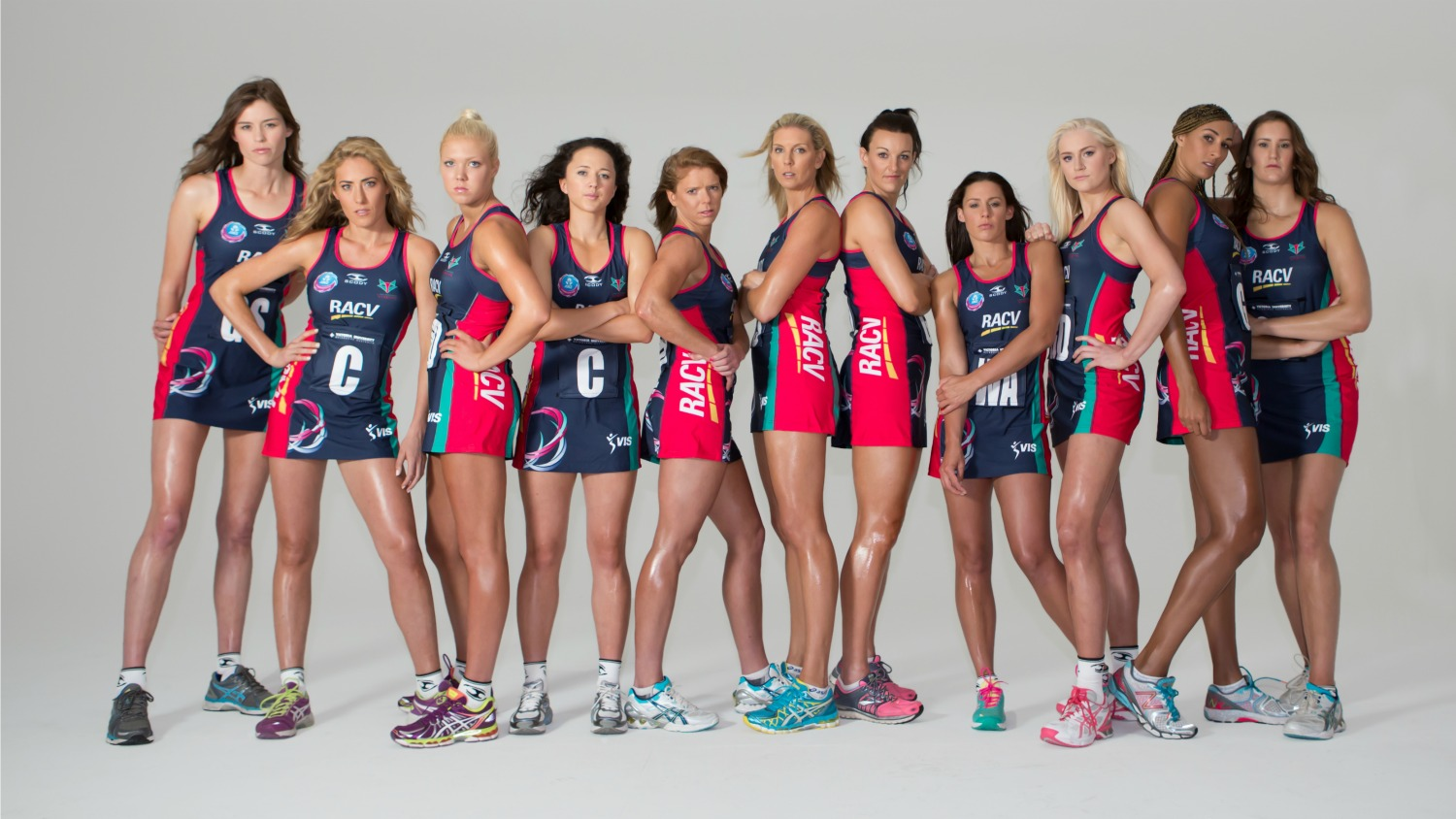 Out with the old Image via Melbourne Vixens
