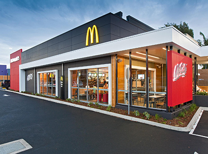 Pitching to McDonalds? Why not hold a creative session there to get in the mindset!  Image via Inside Retail