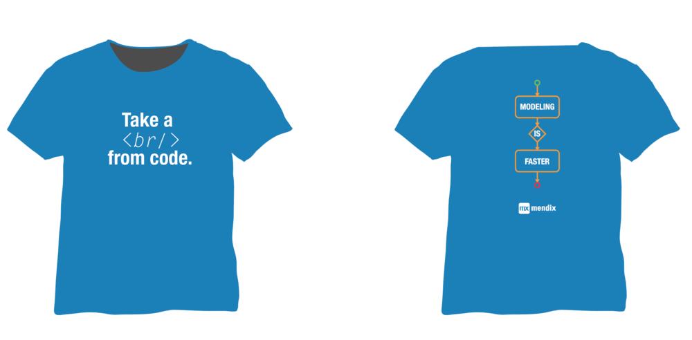 Mendix-Tshirt-design-branding-graphics