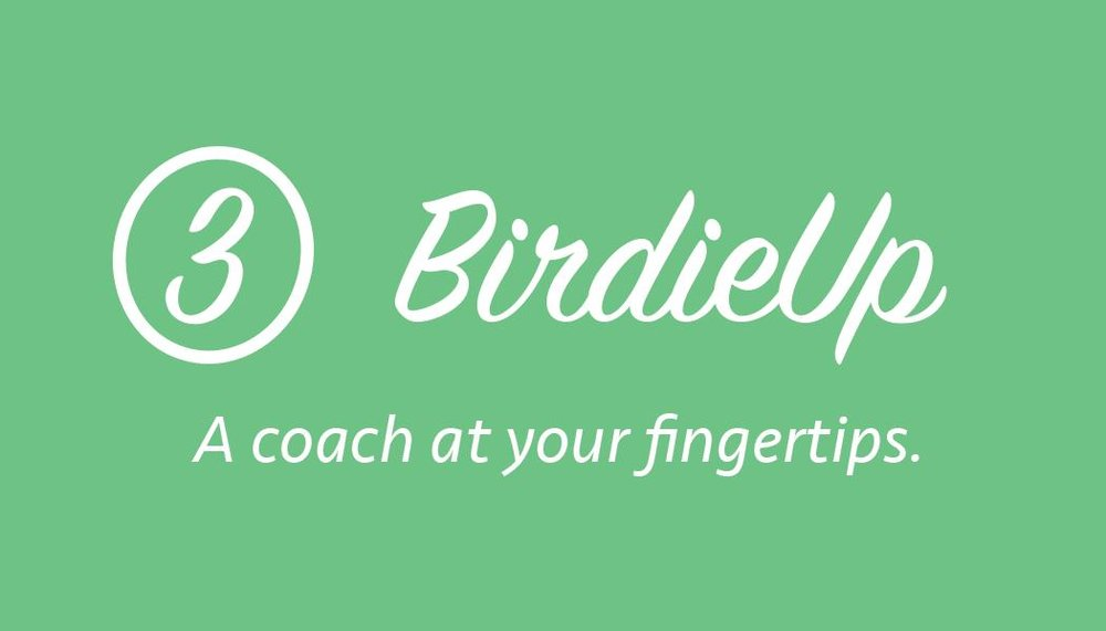 Birdieup-mobile-app
