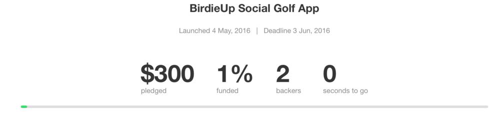 Birdieup-mobile-app-kickstarter-facts
