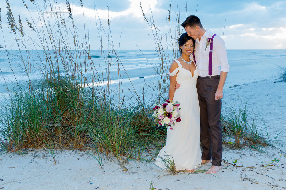 Viviana and Gregory, Sanibel Wedding