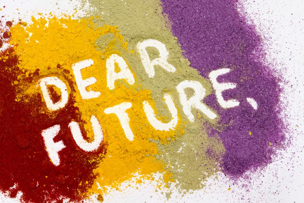 Copy of Dear Future by Sita Kuratomi Bhaumik