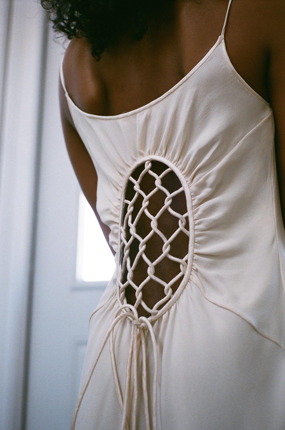 VINTAGE VALENTINO SILK DRESS