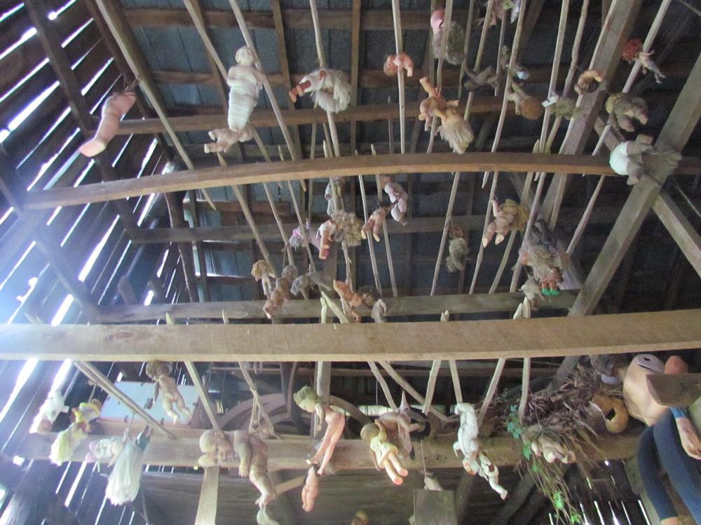 The Home for Wayward Babydolls - Elliotville, KY