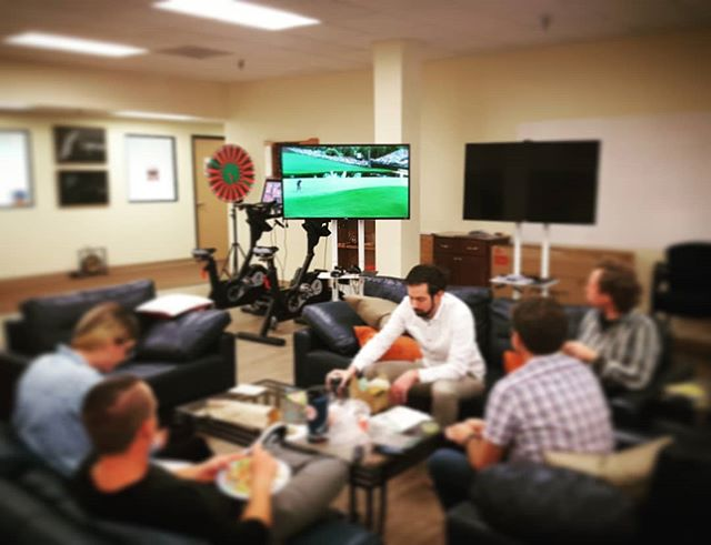 A tradition unlike any other, The Masters on at SwitchCase.