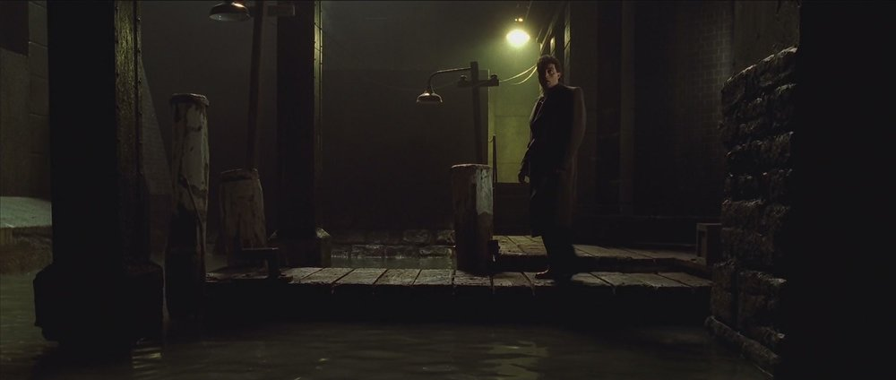 Maybe Dark City (1998) would have had a more happier ending with some smarter light design?