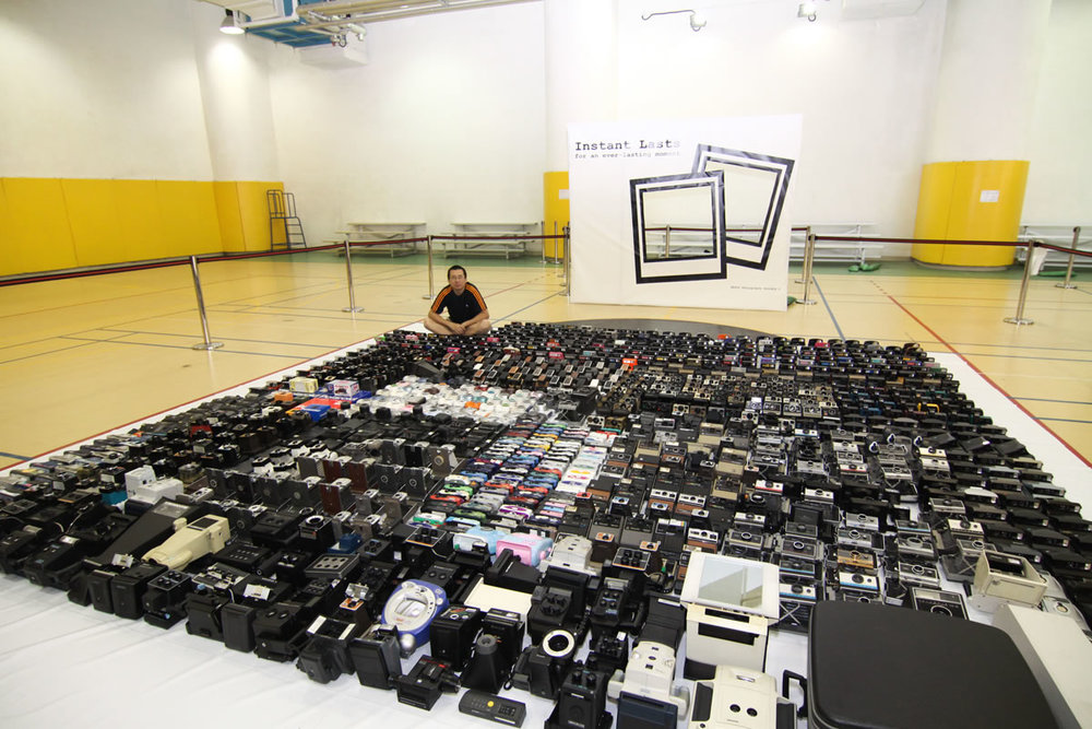 Largest Camera Collection