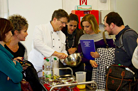 Day Five – Learning about Oberstufenzentrum KW's Culinary Arts Program