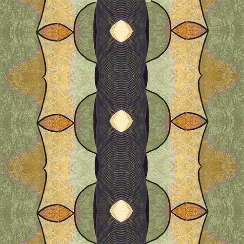 Composition Interwoven I