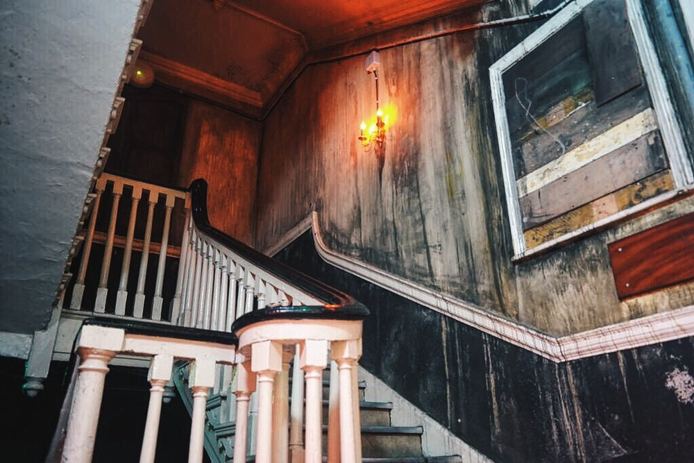 Creepy stairwell