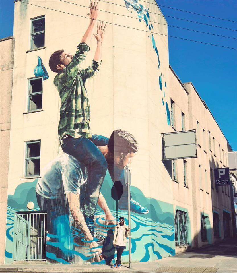 Fintan Magee in Limerick