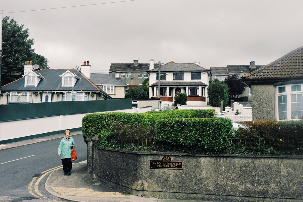 Western Road in Clonmel