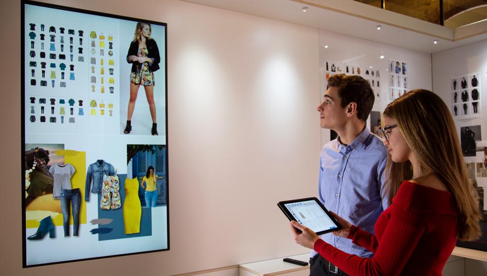 sampleroom, sample room, digital showroom