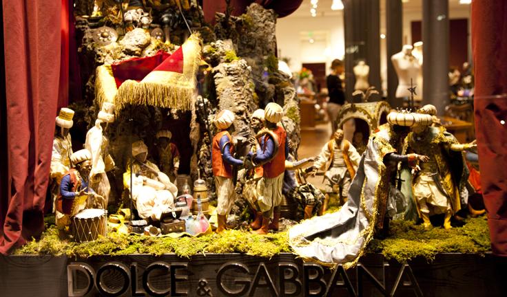 Dolce & Gabbana, Milan