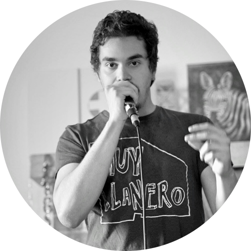 Marcelo Bertorelli – Student Activist in the Venezuela Uprising.   Click here for speaker's video