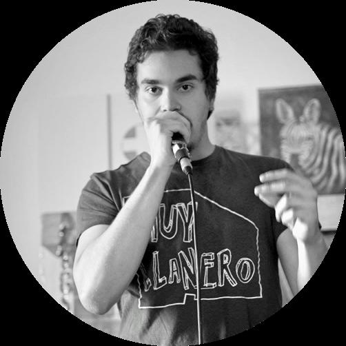 Marcelo Bertorelli – Student Activist in the Venezuela Uprising