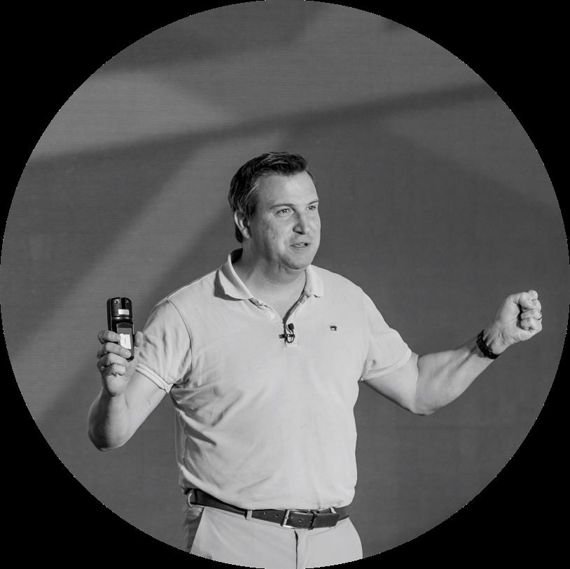 Pete Blackshaw – Vice President of Digital Media at Nestlé