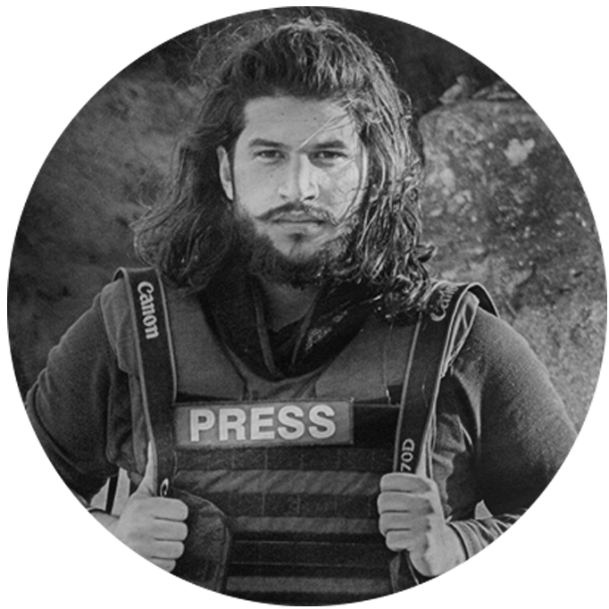 Hosam Katan – Syrian War Journalist