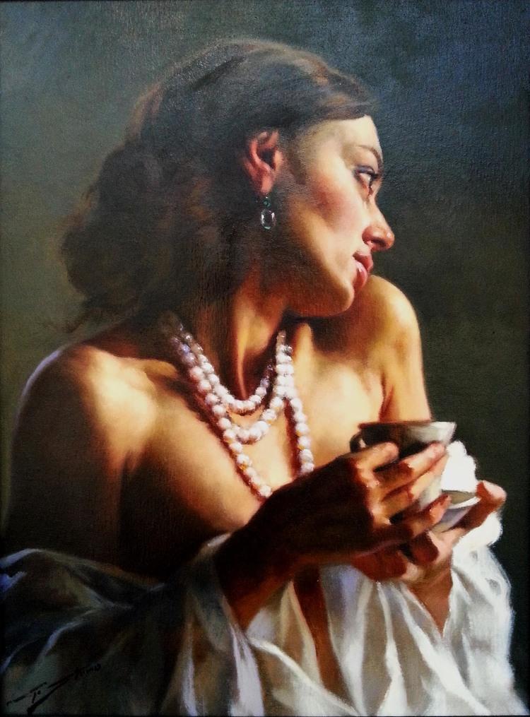 Gianni Strino | La Collana di Perle