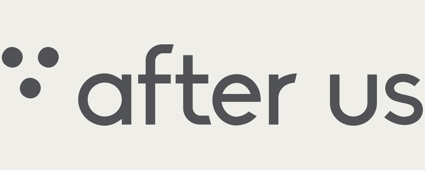 ∵ after us
