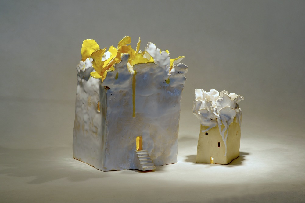 Eclosion jaune & petite éclosion