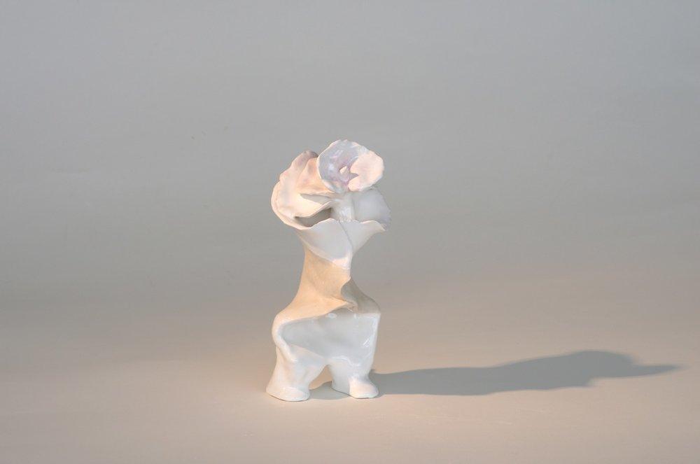 Le Petit Bouquet Céramique émaillée 25 x 13 x 12 cm
