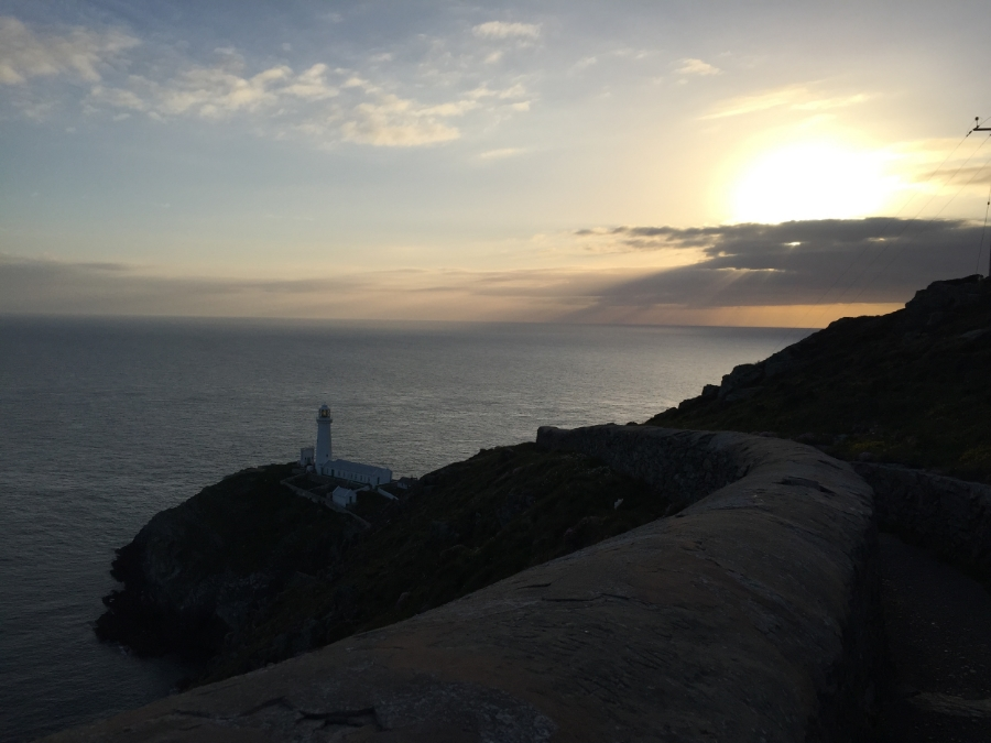 Holyhead, South Stack