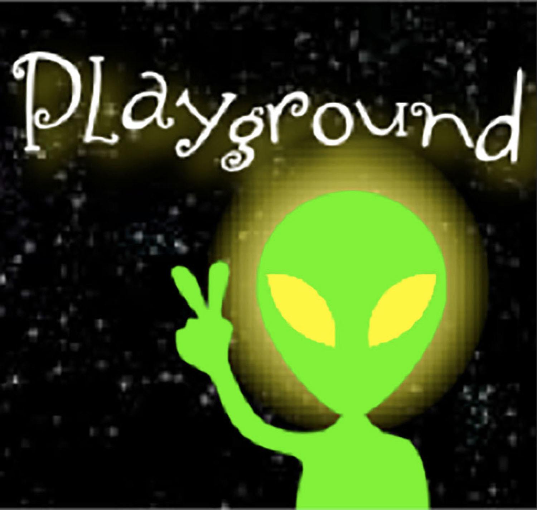 Off Planet Playground - Kerri Lake