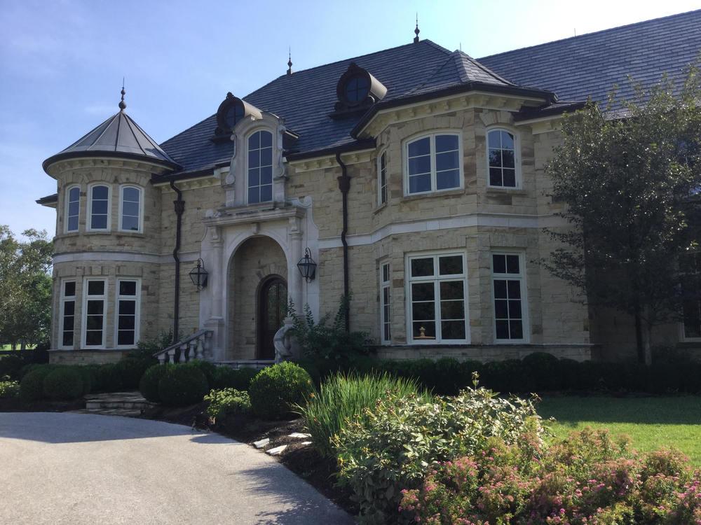 Big Stone House