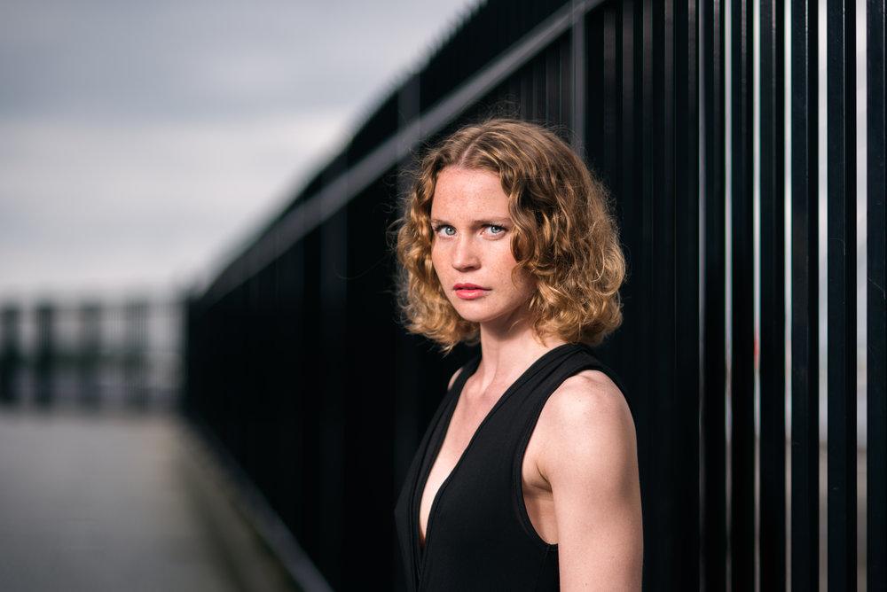 Girl gaze Stavanger Portrait photography portrett fotograf