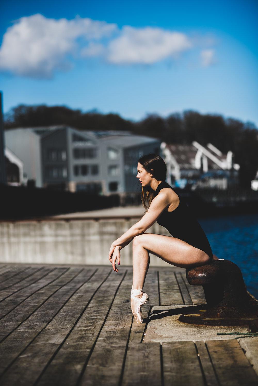 Ballerina Stavanger Portrait photography portrett fotograf